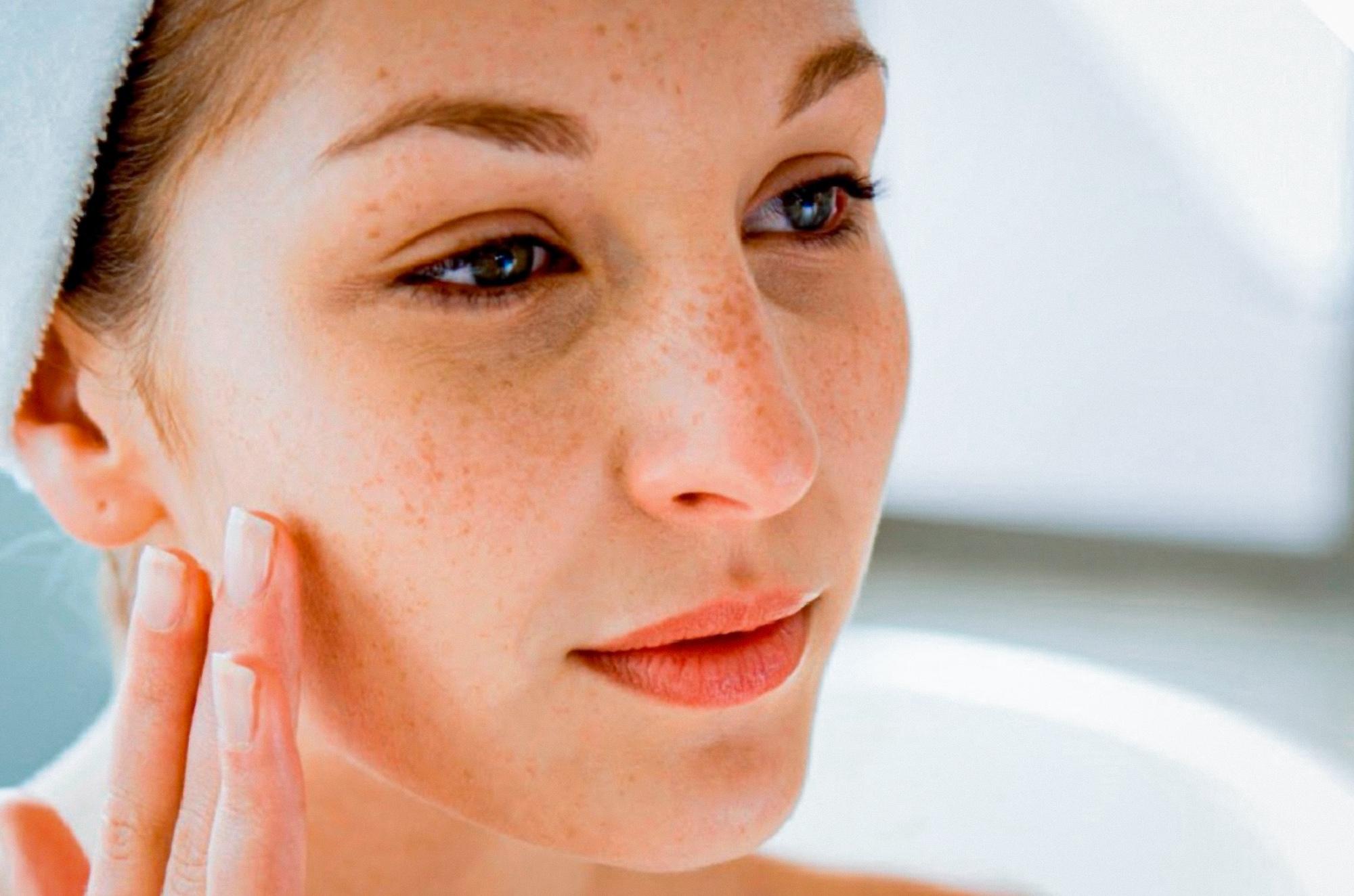 Dermatologai dalinasi įpročiais sveikai odai
