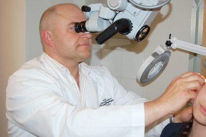 Nevaikiška vaikų liga arba ūminio otito diagnozavimas