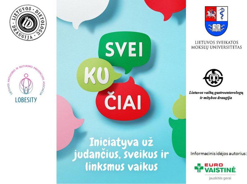 Pasaulyje sparčiai augant vaikų nutukimui pradinukai Lietuvoje kviečiami bėgti