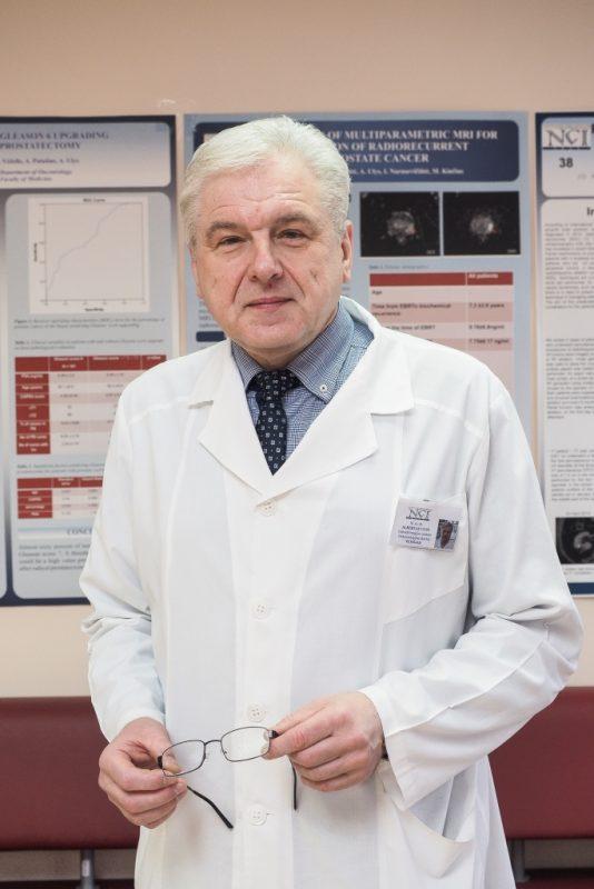 Nacionalinio vėžio instituto Onkourologijos skyriui suteiktas Kompetencijos centro sertifikatas