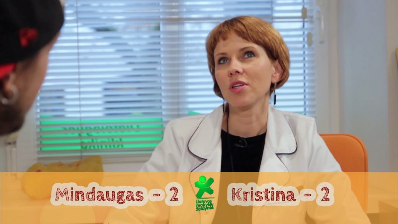 Dietologė Kristina Jasmontienė: vaikų nutukimo kreivė kyla aukštyn