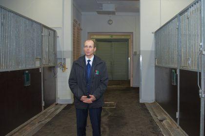 Į atnaujintą kliniką žirgus gabena ir iš kaimyninių šalių