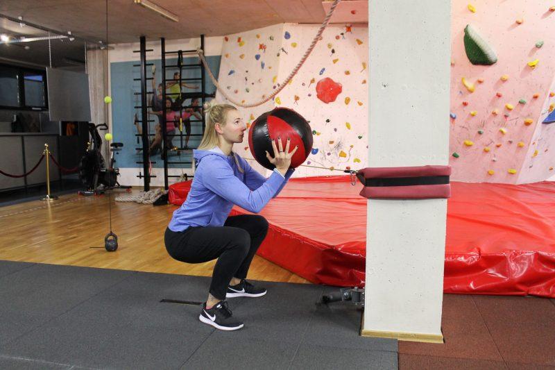 """""""Small group"""" treniruotė – populiarėjanti tendencija sporto klubuose"""
