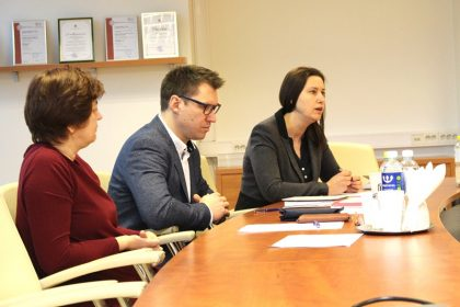 Aptarti neįgaliųjų gyvenimo kokybės Lietuvoje gerinimo klausimai
