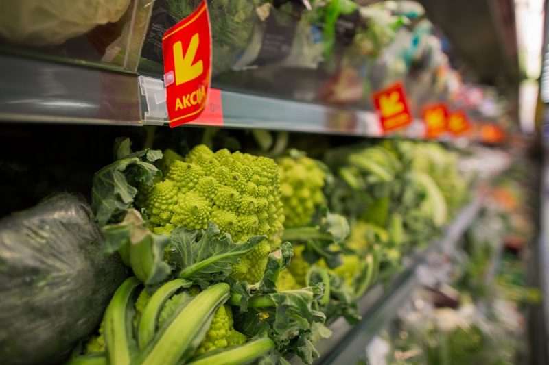 """Į """"Maximos"""" parduotuves atkeliavo pavasaris – pirmosios šio derliaus daržovės"""