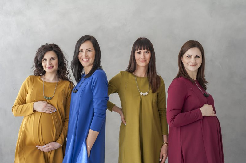 Kaunietės džiaugiasi ilgomis motinystės atostogomis – spėjo sukurti verslą