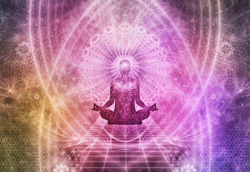 Aura ir meditacijos nauda