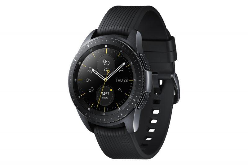 """""""Samsung"""" pristatė naujieną išmaniųjų laikrodžių gerbėjams – """"Galaxy Watch"""""""