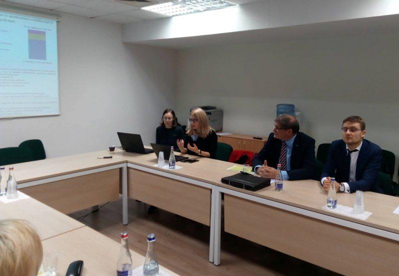 Medikų ir pacientų organizacijų atstovams pristatytas PSDF biudžeto projektas
