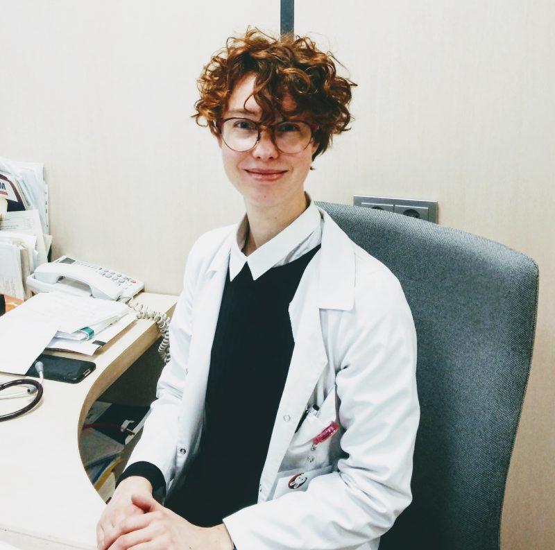 Šeimos medicinos rezidentė: rūpintis sveikata reikia net jaučiantis gerai