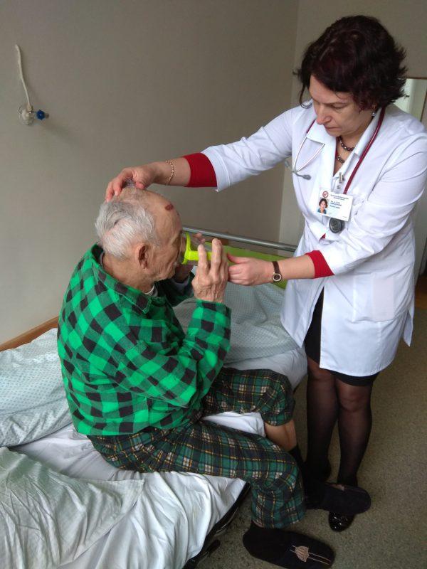 Mokslininkai sukūrė specialų maistą vyresnio amžiaus žmonėms