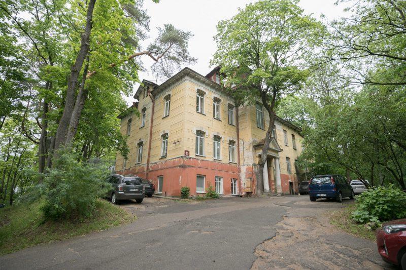 Vilnius statys moderniausią Lietuvoje psichikos sveikatos centrą