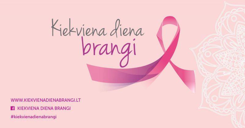"""Metastazavusiu krūties vėžiu sergančios moterys sulaukė """"Moterų bėgimo"""" organizatorių dėmesio"""