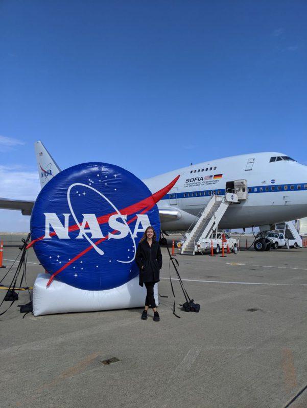VGTU studentė prisideda prie NASA kuriamo jutiklio, nustatysiančio žmogaus hidratacijos lygį