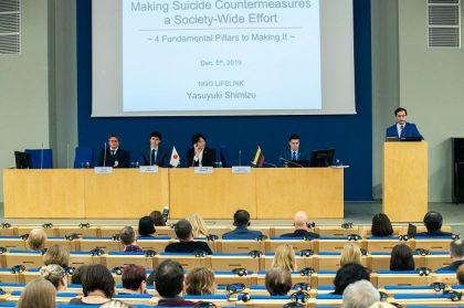 Savižudybių ir smurto prevencijos komisija: po truputį mokomės padėti kitam žmogui