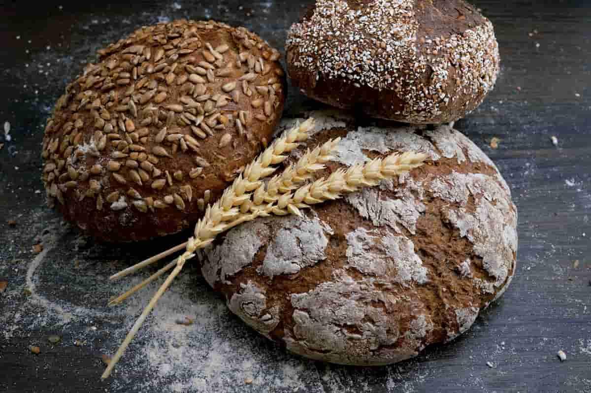Fermentais praturtinta duona gerina kraujotaką taip pat kaip uogos