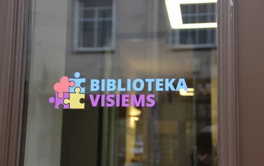 Lietuvos bibliotekos pritaikys erdves autizmo spektro sutrikimą turintiems vaikams