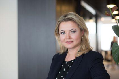 Inovatyvios farmacijos pramonės asociacijos direktorė Agnė Gaižauskienė, asmeninio archyvo nuotrauka