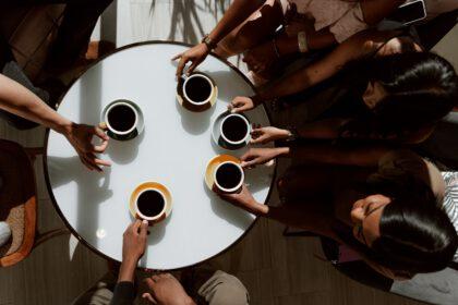 Kavos vartojimas